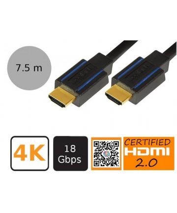 LogiLink CHB007 - Certyfikowany kabel HDMI PREMIUM