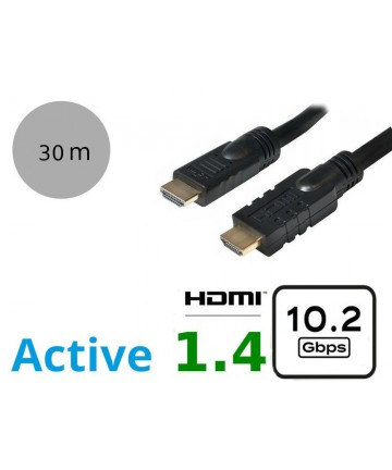 LogiLink CHA0030 - Aktywny kabel HDMI