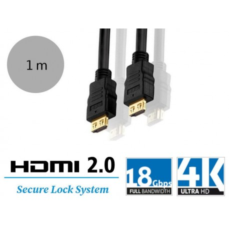 PureLink PureInstall PI1000-010 - Instalacyjny kabel HDMI