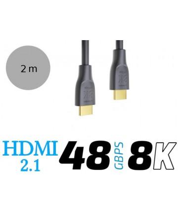 Sonero X-PHC110-020 - Kabel Premium HDMI 2.1