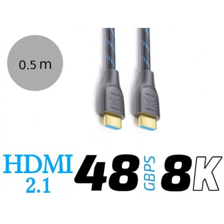 Sonero X-PHC111-050 - Kabel Premium HDMI 2.1