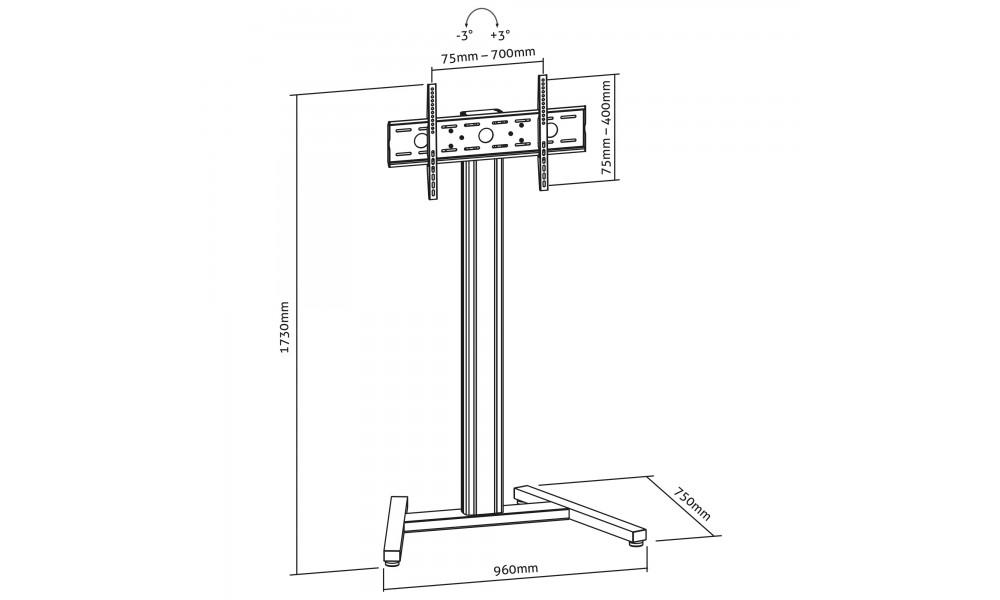purelink-pds-1001s-stojak-podlogowy-do-t