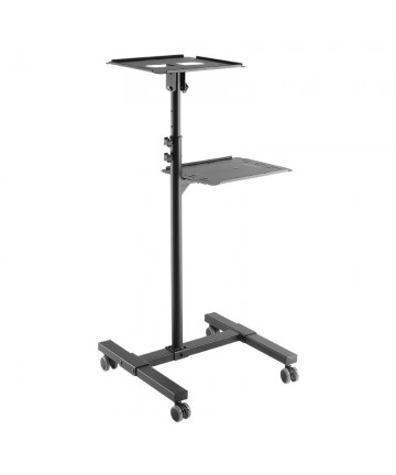 LogiLink BP0069 - Mobilny stojak do projektora i laptopa, max