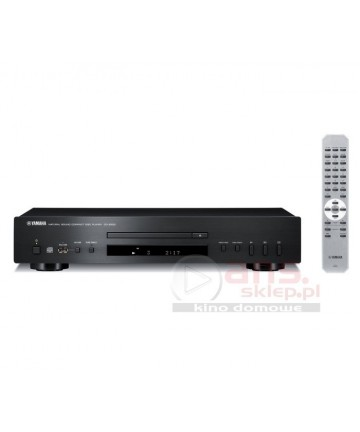 Yamaha CD-S300 - Odtwarzacz płyt CD / czarny lub srebrny