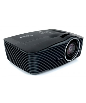 Optoma W501 - b.jasny projektor WXGA o rozbudowanych funkcjach