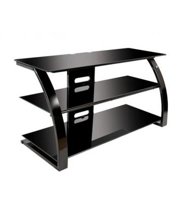 Bello KOSKI - Stolik pod telewizor LED / LCD, czarny