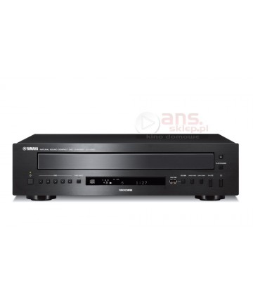Yamaha CD-C600 - Odtwarzacz płyt CD / czarny lub srebrny