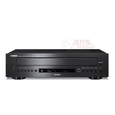Yamaha CD-C600 BLACK - Odtwarzacz płyt CD