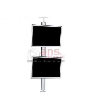 SMS Flatscreen CFH ST3000/2E - Stojak sufitowo-podłogowy na 2 ekrany