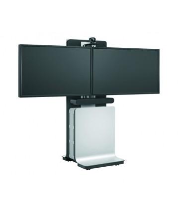 Vogel's PFF 5100-2 - Stojak do montażu dwóch ekranów LCD