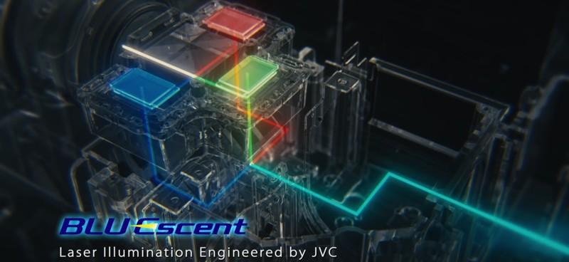 Laserowe źródło światła DLA-Z1