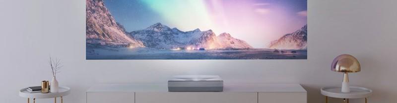 Projektor laserowy Optoma CinemaX P2