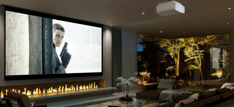 Sony VPL-VW590ES - Projektor 4K do kina domowego