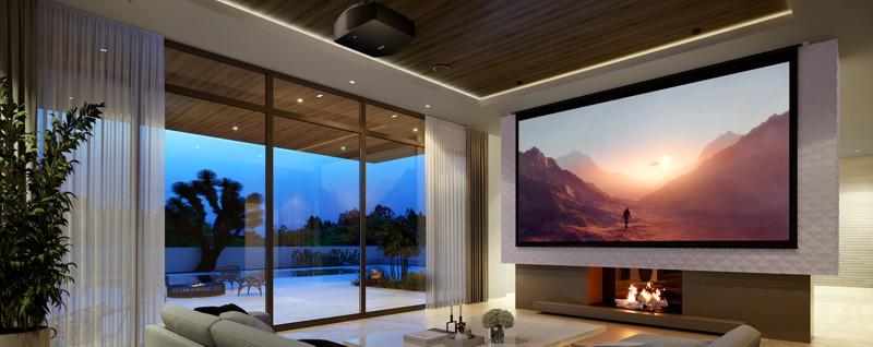 Sony VPL-VW790ES - projektor laserowy do kina domowego